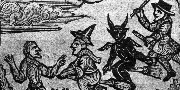 Во что верили в Средневековье: ведьмы похищают мужские гениталии, чтобы приручать их