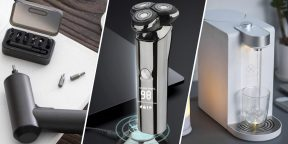 Всё для мужика: гайковёрт, электроотвёртка Xiaomi, термопот