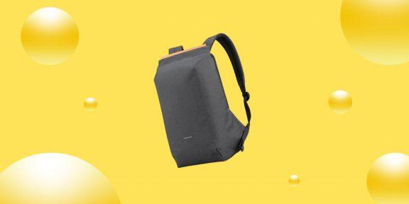 Надо брать: лёгкий непромокаемый рюкзак Kingsons за 2 058 рублей
