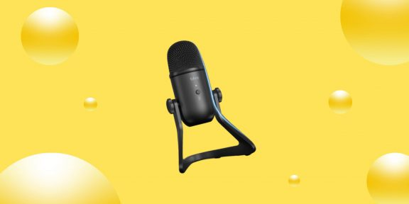 Выгодно: USB-микрофон Fifine всего за 4 617 рублей