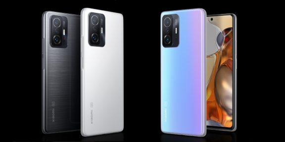 Xiaomi 11T и 11T Pro представлены официально: топовые смартфоны для видеосъёмки