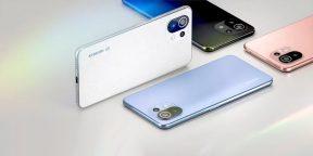 Xiaomi выпустила очень тонкий и лёгкий смартфон 11 Lite 5G NE