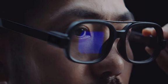 Xiaomi показала умные очки Smart Glasses