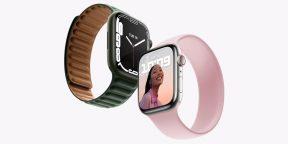 В Сети появился подробный список характеристик Apple Watch Series 7