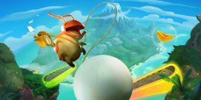 Epic Games Store раздаёт пинбол-платформер Yoku's Island Express