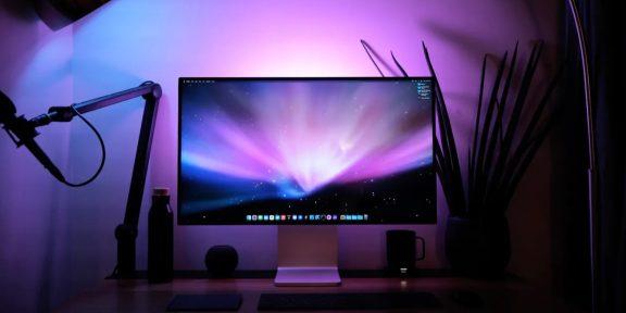Дизайнер отреставрировал классические обои Mac OS X. Их можно скачать на любое устройство