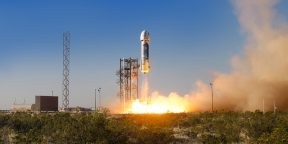Blue Origin Джеффа Безоса запланировала отправку второй группы космических туристов