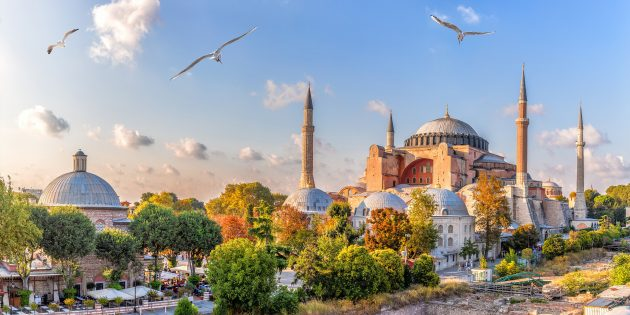Что посмотреть в Турции