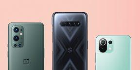 AnTuTu назвал самые мощные смартфоны августа