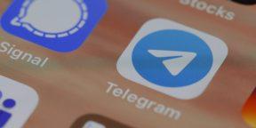 Telegram получил бесконечную ленту публикаций и видеотрансляции без ограничений