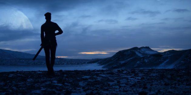 Кадр из сериала «Основание»