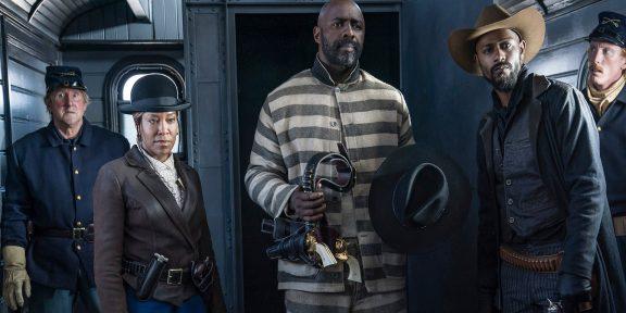 Netflix выпустил новый трейлер фильма «Тем больнее падать» про темнокожих ковбоев