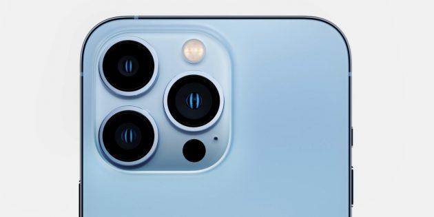 Лучшие смартфоны сентября: Apple iPhone 13 Pro Max