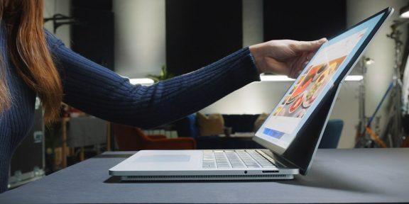 Microsoft показала новое поколение Surface — два планшета и «студийный» ноутбук