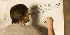 Проверка на сообразительность: найдите недостающие части числовой пирамиды