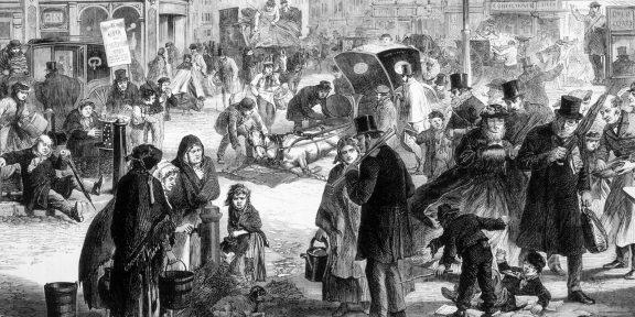 9 ужасных вещей, которые считались нормальными в Викторианскую эпоху