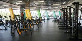 В Санкт-Петербурге открылся новый фитнес-клуб — «X-Fit Гагаринский»