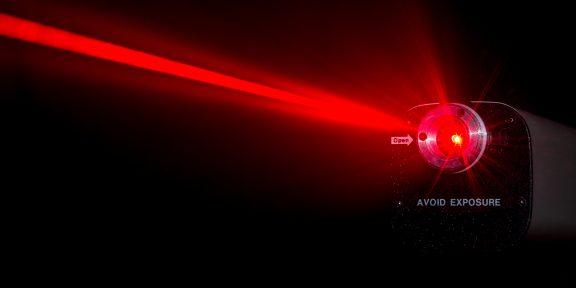 Учёные показали лазер, позволяющий увидеть предметы в комнате через замочную скважину
