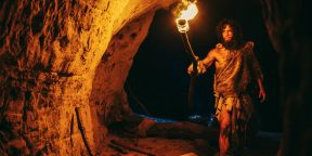 В Гибралтаре нашли пещеру неандертальцев, куда не ступала нога человека 40000 лет