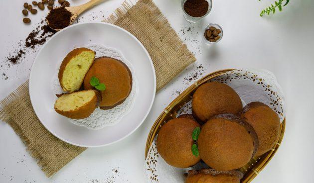 Кофейные булочки «Ротибой»