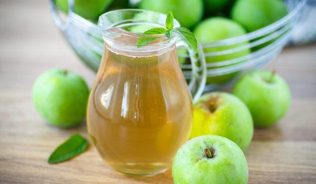 Компот из яблок и груш на зиму