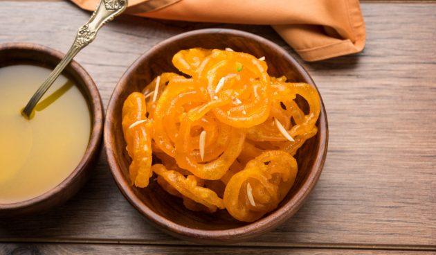 Джалеби — необычный восточный десерт