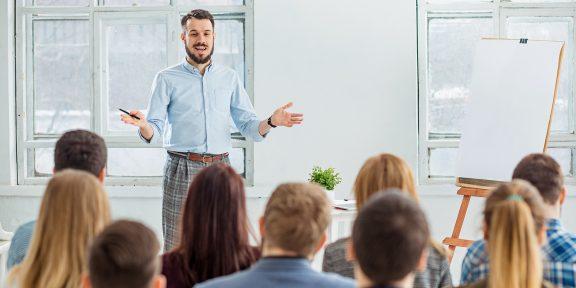 Как выступать на публике, если очень страшно: 6 советов для истинных интровертов (и айтишников!)