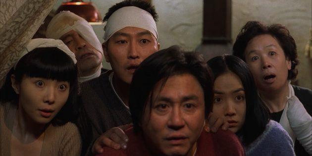 Корейские фильмы ужасов: «Тихая семья»