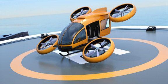 Hyundai объявила о планах создать сеть летающих такси в 65 городах мира