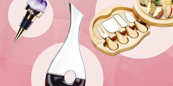 10 красивых и полезных предметов, чтобы организовать винный вечер