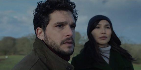 Marvel в новом трейлере рассказала о «Вечных» и показала кадры со съёмок