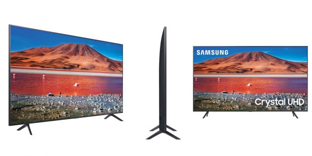 Телевизор Samsung UE55TU7097U