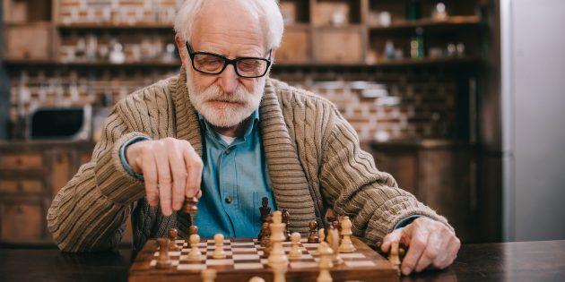 Тренировка мозга поможет дольше сохранять ясный разум