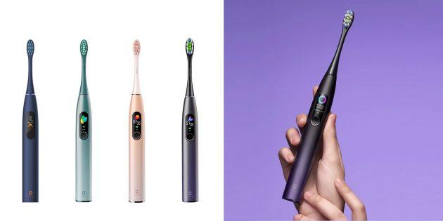Зубная щётка Oclean X Pro