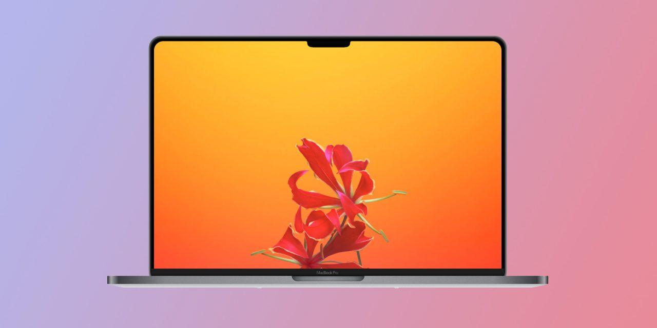 Новые модели MacBook Pro могут получить «чёлку», как у iPhone