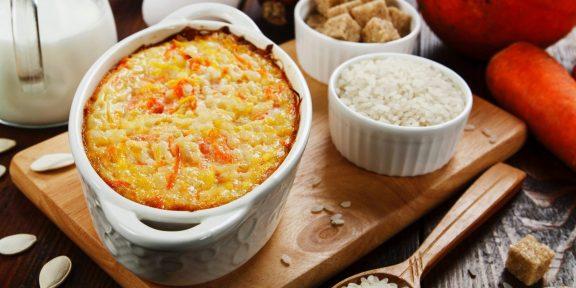 Очень вкусные рисовые запеканки, которые оценит вся семья
