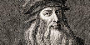6 удивительных изобретений Леонардо да Винчи, которые опередили своё время