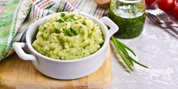 10 способов сделать обычное картофельное пюре ещё вкуснее
