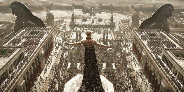 Кадр из фильма «300 спартанцев: Расцвет империи» / Warner Bros.