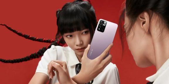 Xiaomi представила потенциальные бестселлеры Redmi Note 11