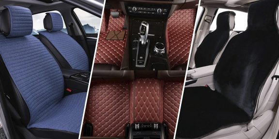 7 чехлов и ковриков для автомобиля, которые можно купить на AliExpress