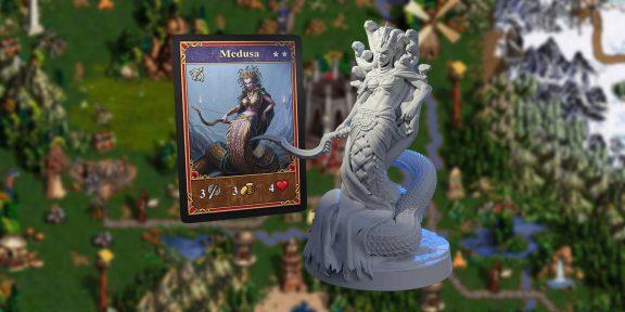 По Heroes of Might and Magic III выйдет официальная настольная игра