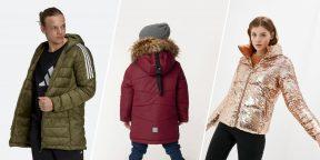 14 утеплённых курток, которые сейчас можно купить со скидкой