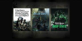 Ubisoft бесплатно раздаёт оригинальную Ghost Recon и два дополнения