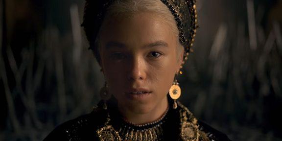 Вышел первый тизер сериала «Дом дракона» — приквела «Игры престолов»
