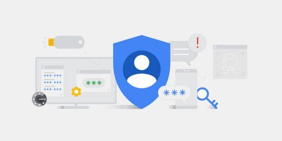 Google включит двухфакторную аутентификацию у 150 миллионов пользователей