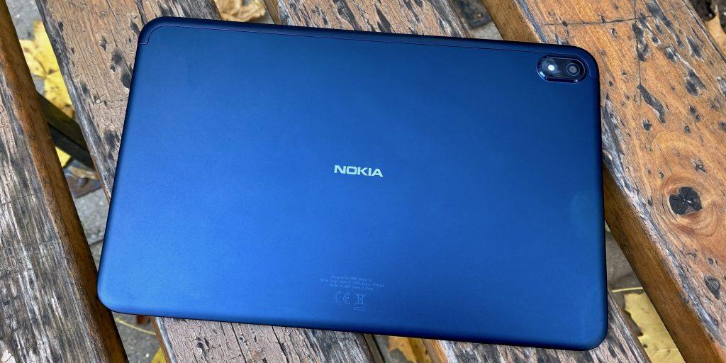 Дизайн Nokia T20