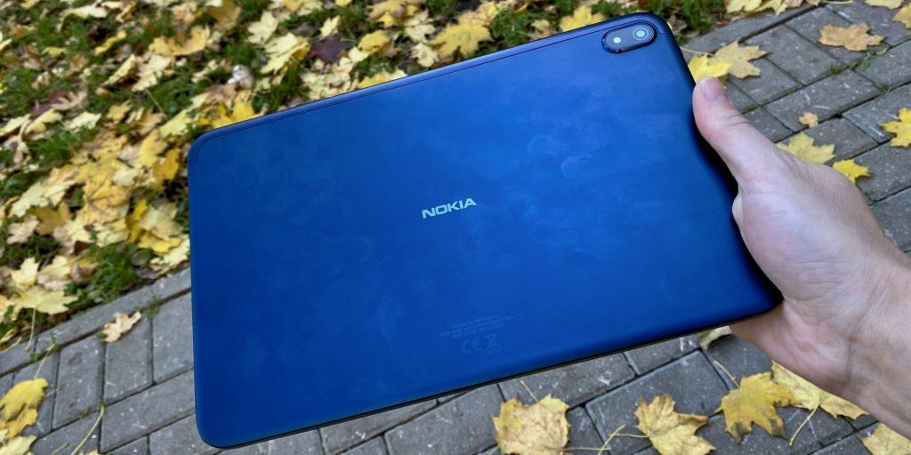 Задняя крышка Nokia T20