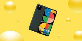 Обзор Pixel 5a 5G — лучшего смартфона Google