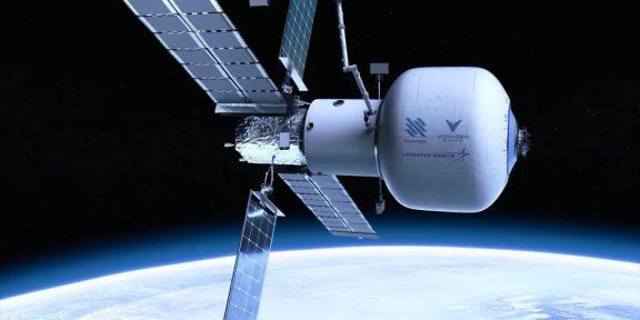 Три компании из США выведут на орбиту частную космическую станцию Starlab